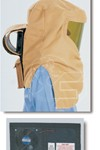 AG65H-A - Arc Flash 65 Cal Hood with Cooling System
