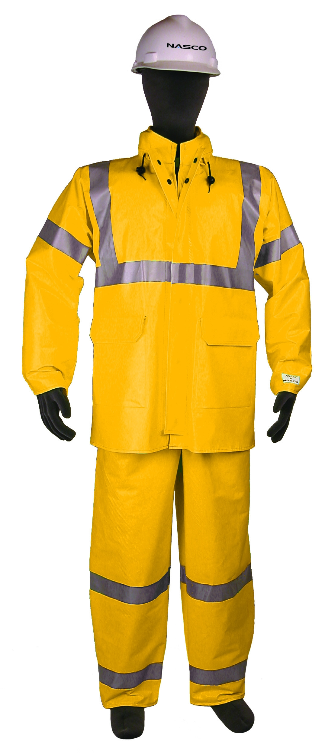 Arclite 1000 Series Full Suit Yellow