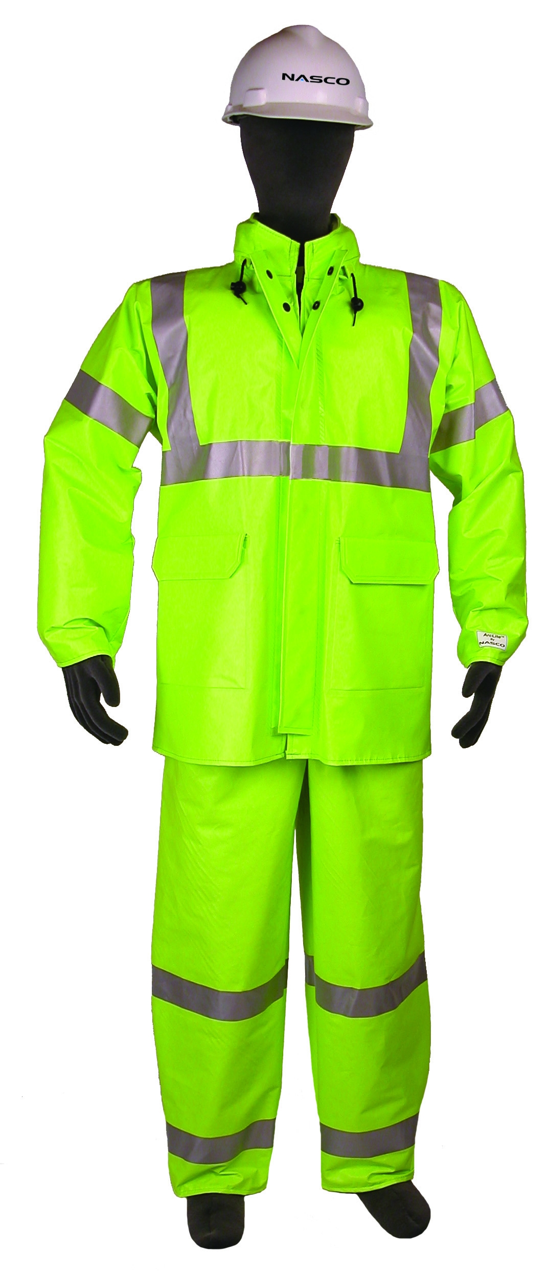 Arclite 1500 Series Full Suit Fluorescent Lime Yellow