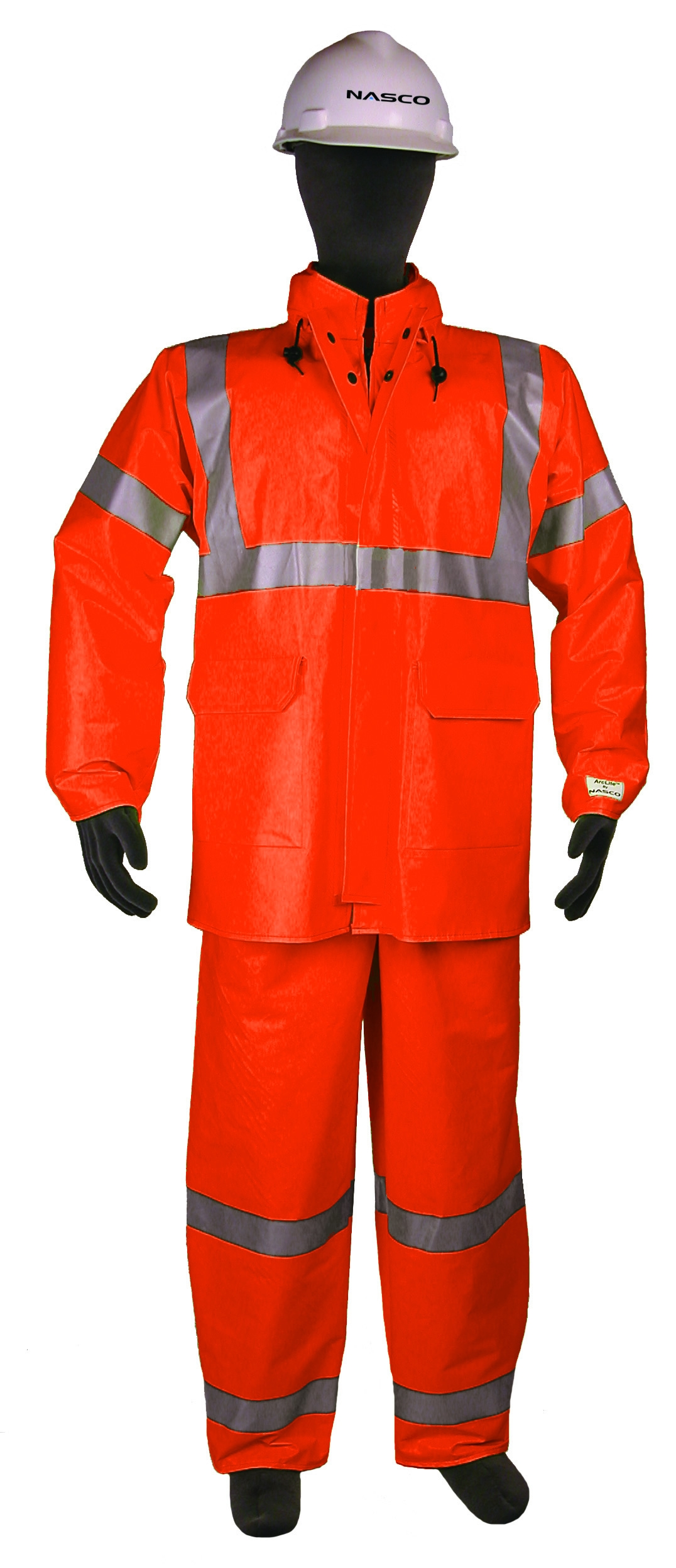 Arclite 1500 Series Full Suit Fluorescent Orange
