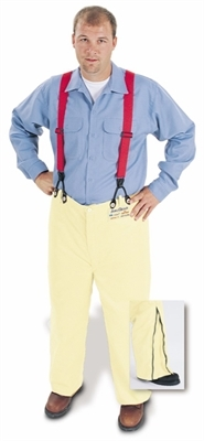 Arc Flash 100 Cal Overpant with Suspenders