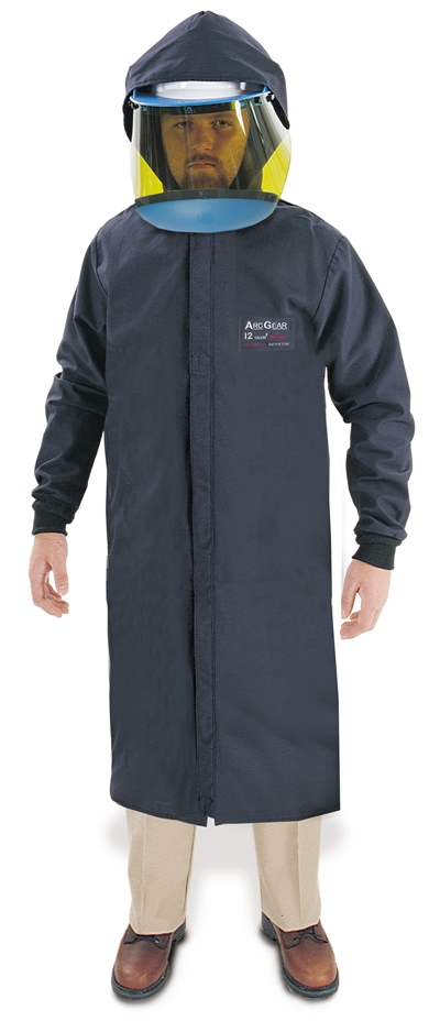 Arc Flash 12.4 Cal Coat