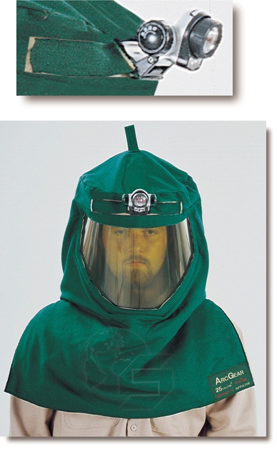 Arc Flash 27.2 Cal Hood