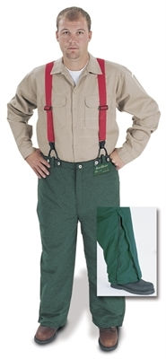 Arc Flash 27.2 Cal Overpant with Suspenders