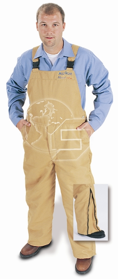Arc Flash 65 Cal Bib Overall