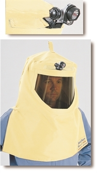 Arc Flash 75 Cal Hood