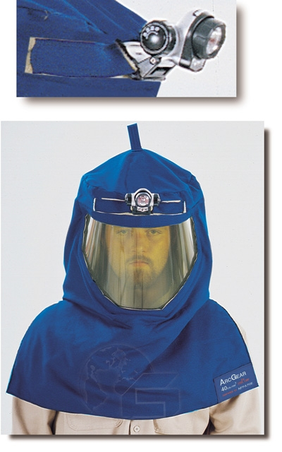 Arc Flash W40 Cal Hood