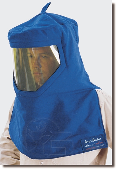 Arc Flash Hoods CarbonX INDURA KEVLAR NOMEX