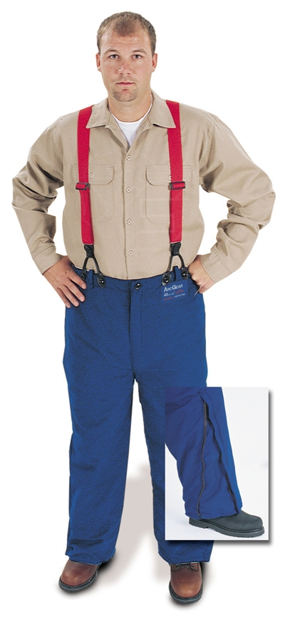 Arc Flash W40 Cal Overpant with Suspenders