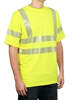 High Visibility Long & Short Sleeves T-Shirts