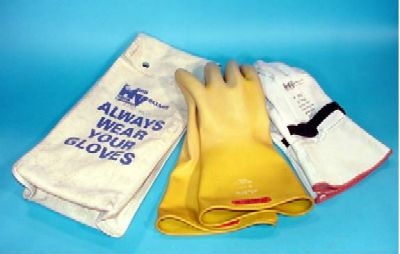 Low Voltage Glove Kit 1 - Class 00 Gloves