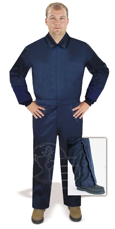 12.4 Cal Arc Flash Coveralls