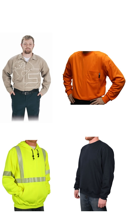 Arc Flash Shirts INDURA Ultra Soft