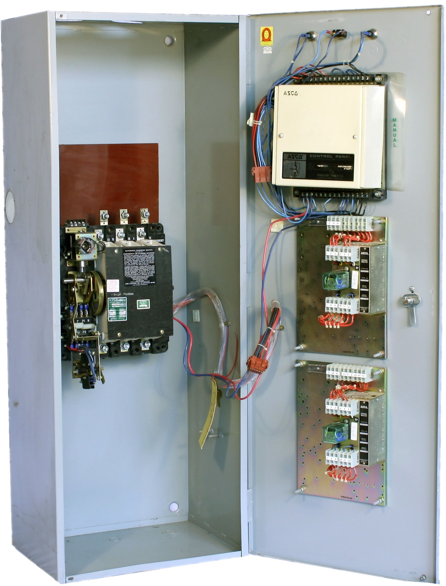 Transfer Switch Inventory