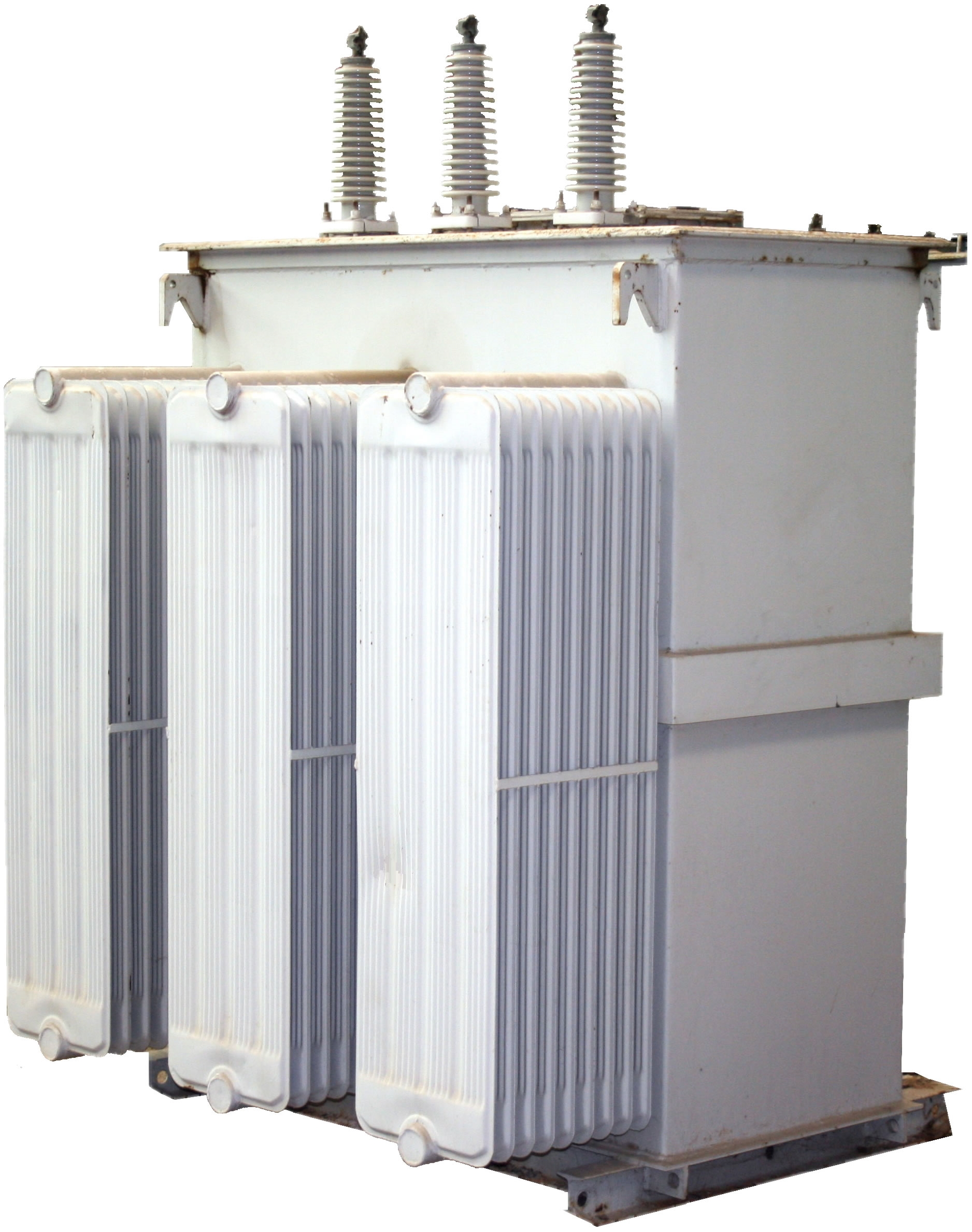 Oil & Fluid Filled Transformer Inventory