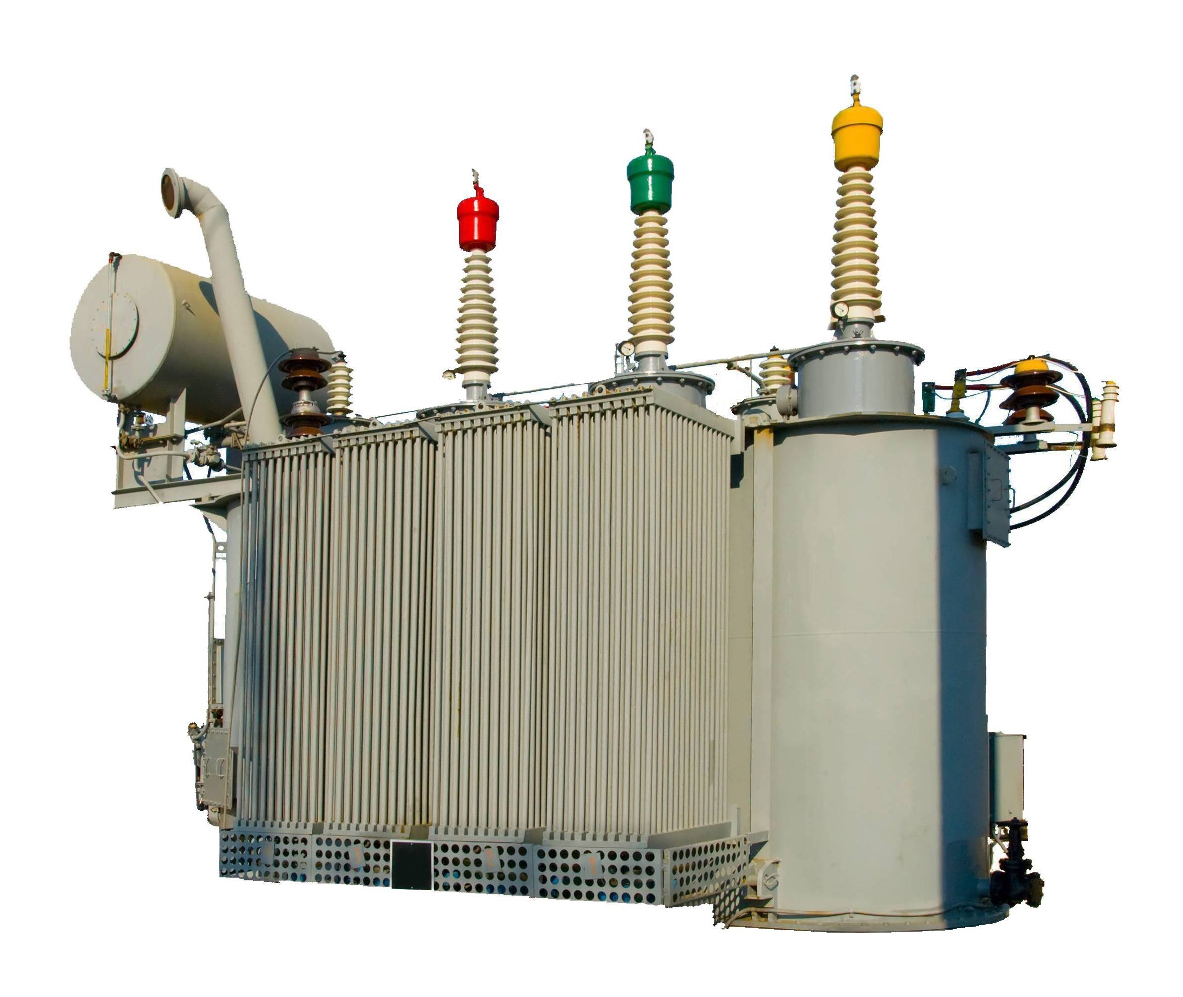 MVA Oil and Fluid Filled Transformers
