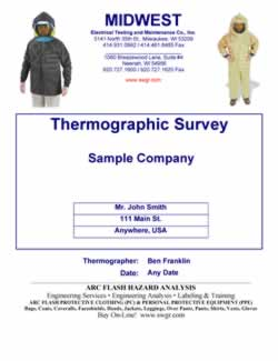 Complete Thermal Infrared Scanning Report