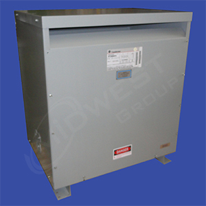 75 KVA Transformer Primary 480 Secondary 208X120 General