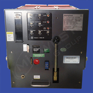 Low Voltage Air Circuit Breaker DS420 WESTINGHOUSE