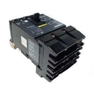 Lot of 4 Square D FA32030 Circuit breakers
