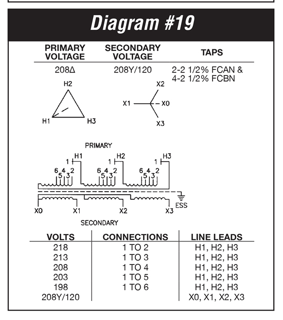 dry type transformer wiring diagrams   36 wiring diagram