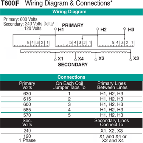 T600F Wiring Diagram