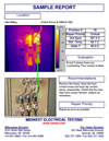 INFRARED SCANNING Sample Report 3